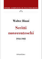 Scritti novecenteschi